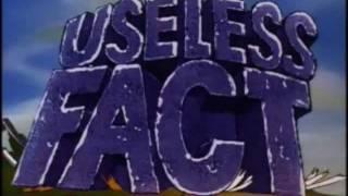 Animaniacs - Useless Facts