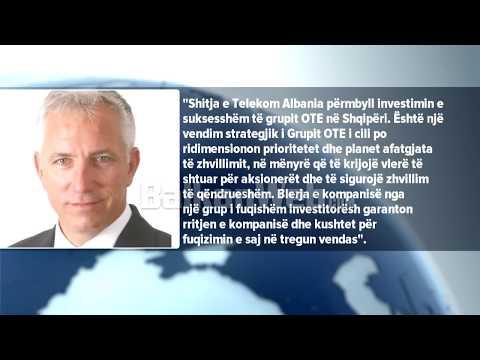 OTE konfirmon shitjen e 'Telekom Albania' për 50 mln euro