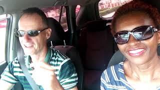 Mombasa, driving to Jumba Ruins 2017
