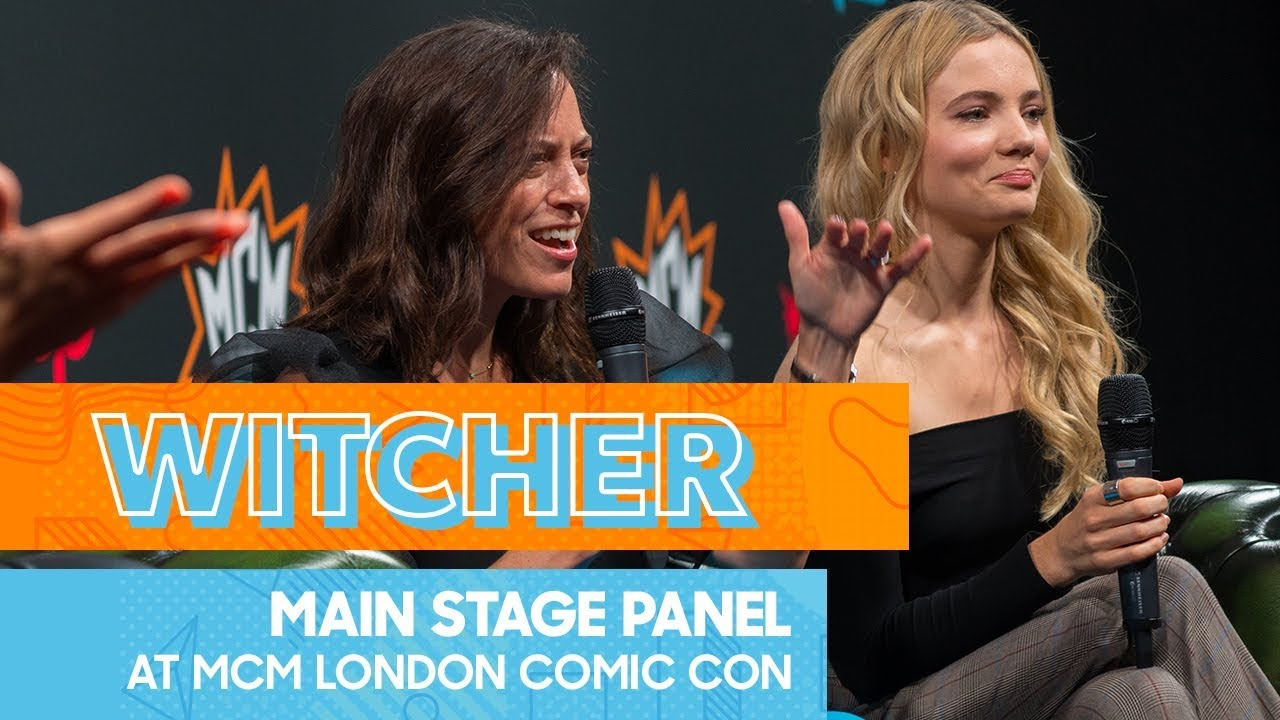 Everything you need to know about Netflix's The Witcher | MCM Presents