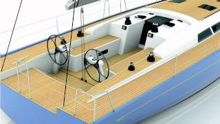 Hinckley Yachts Discusses The New Bermuda 50 Sailboat Design