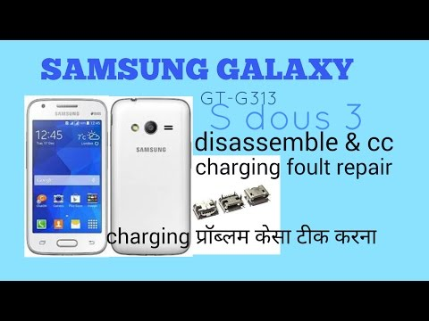 Samsung galaxy s dous 3  charging solution Gt-313H