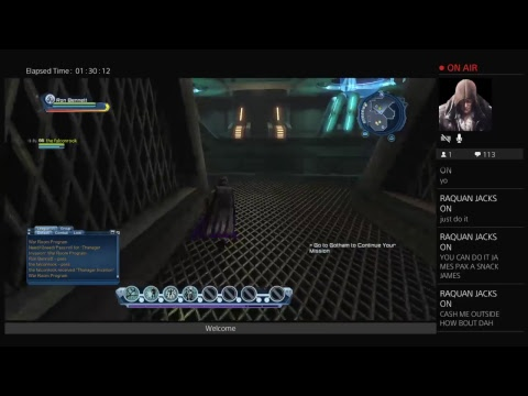 DC universe online with King Gaming Kingdom