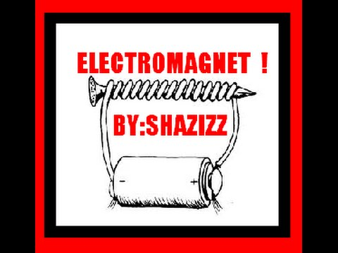 ELECTROMAGNET !