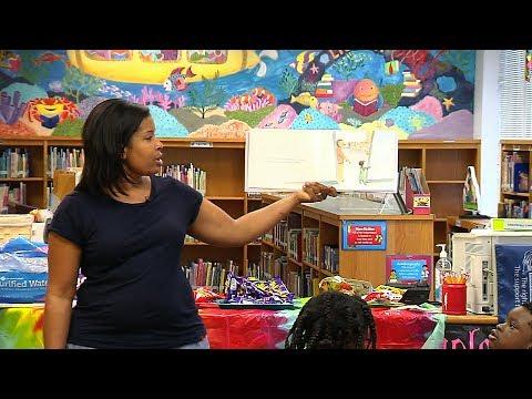 Summer Reading Program - Ratcliffe Elementary School