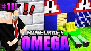 EINBRUCH beim BÜRGERMEISTER?! - Minecraft Omega #010 [Deutsch/HD]