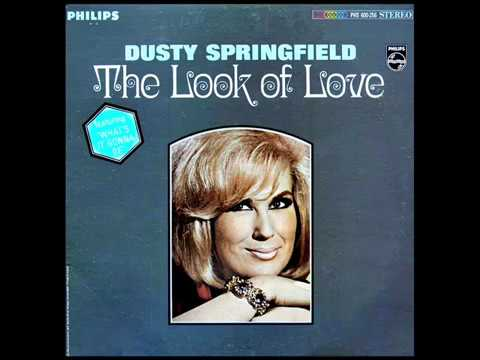B Bacharach / Dusty Springfield, 1967: The Look of Love - Philips PHS-600-256
