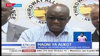 Dkt Ekuru Aukot atoa maoni kuhusu ushuru nchini Kenya