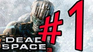 Dead Space 3 - Parte 1: 200 Anos Atrás e a Fuga de Isaac! [Detonado - PT-BR]