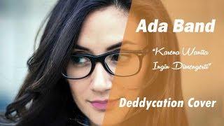 Karena Wanita ingin Dimengerti Cover by Deddycation + Lirik
