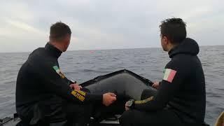 In azione il Comando Subacquei ed Incursori della Marina Militare