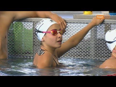 Refugee to Rio: Syrian swimmer splashes into stardom