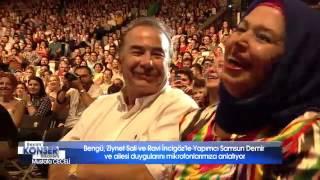 Mustafa Ceceli - Benim Konser Hikayem (Kral Pop TV)
