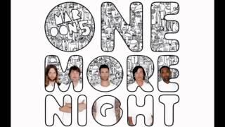 Gambar cover Maroon 5 - One More Night (Deejay Mizzer Remixxx)