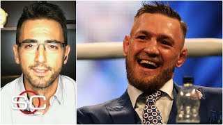Dana White buying Conor McGregor's retirement Tweet – Brett Okamoto | SportsCenter | ESPN MMA