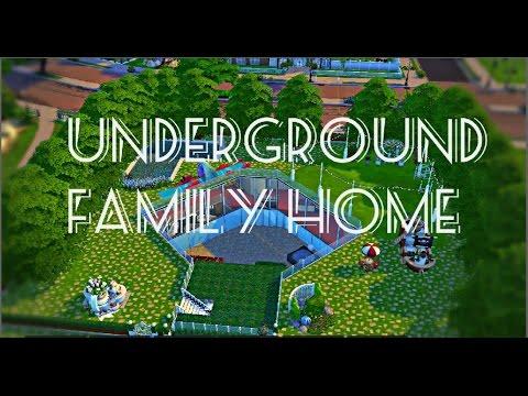 underground family home