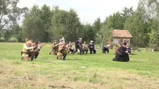 Plenerowe widowisko historyczne cz  III