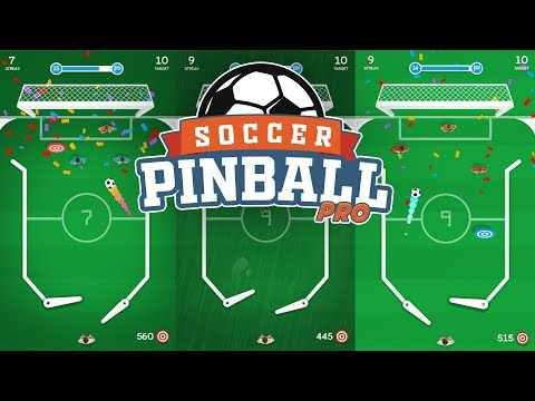 Soccer Pinball Pro Gameplay Trailer