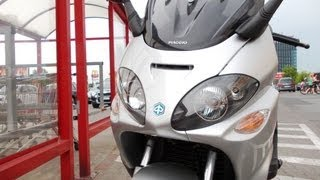 Piaggio X9 250 cc