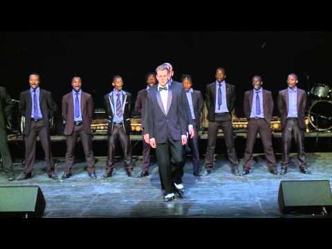 Makwaela - One Man Dance - Festival Afro Swing - Hodi Maputo Afro Swing and The Harlem Hot Shots