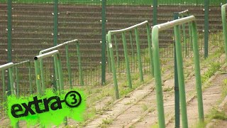 Realer Irrsinn: Fantribüne ohne Fans beim VfB Lübeck
