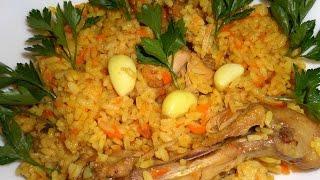Рис с курицей / Rice with chicken