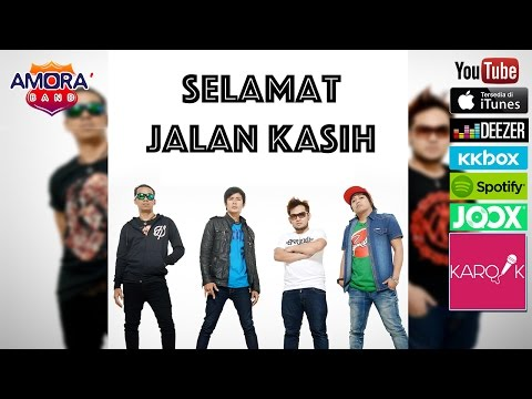 Amora Band - Selamat Jalan Kasih (Official Lyrics Video)