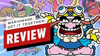 WarioWare: Get It Together! Review (Video Game Video Review)