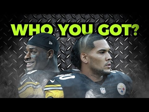How To Handle The James Conner/LeVeon Bell Situation (The Turnover)
