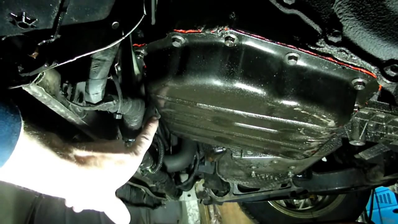 Watch on 02 dodge intrepid starter location