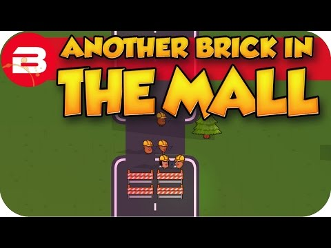 Another Brick In The Mall Gameplay - ALL THE RESEARCH! (Let's Play Another Brick In The Mall Beta)