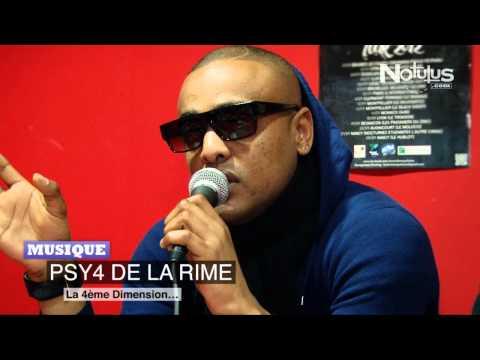 Psy4 de la Rime - Interview [Notulus]