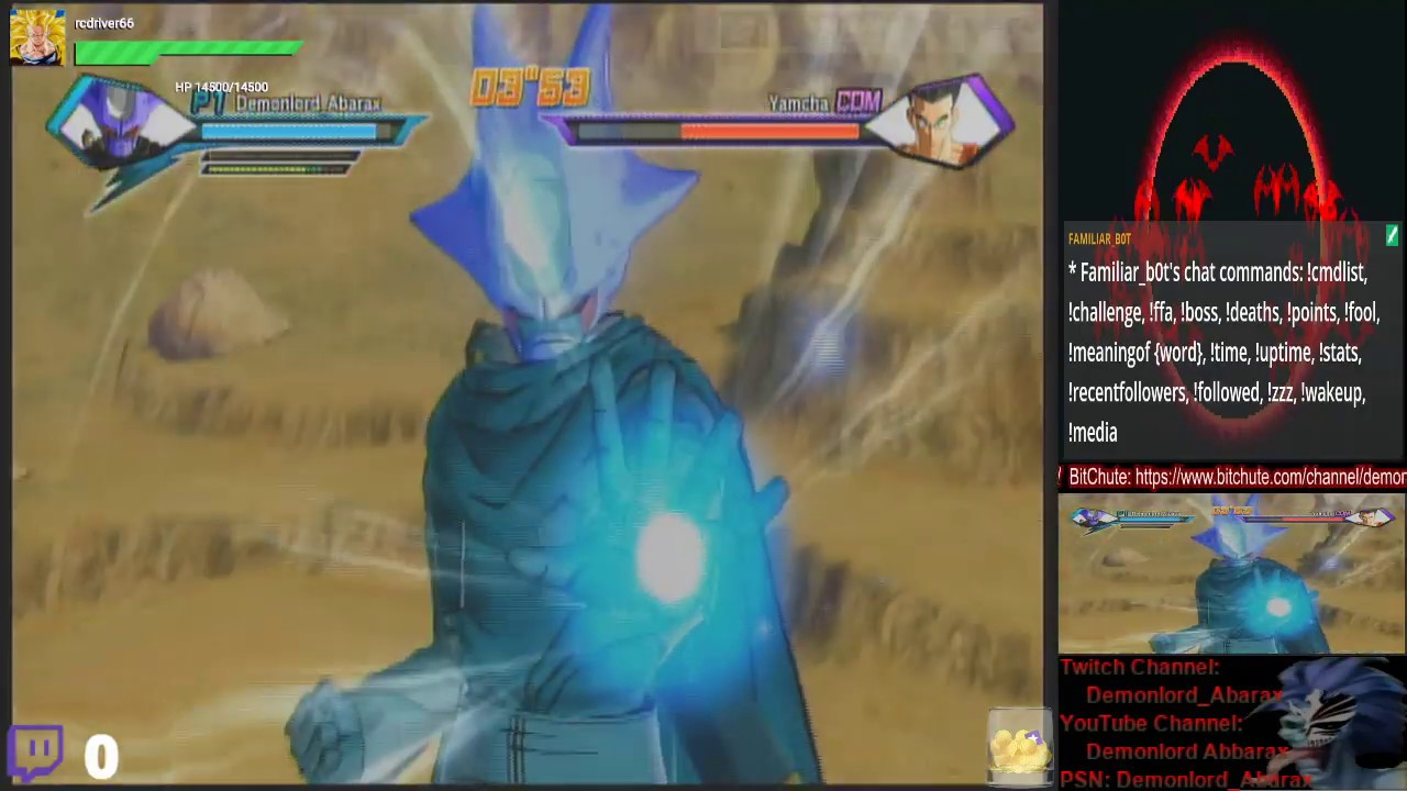 [PS3] Dragonball XenoVerse - {Brand New Char. Multiplayer #38}