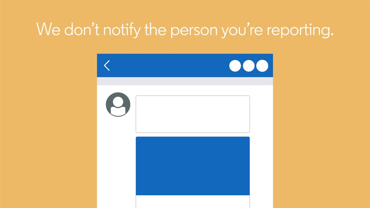 How to Report Content on LinkedIn