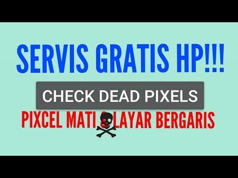 Memperbaiki Dead Pixel Layar Hp Bergaris Hemat Ratusan Ribu