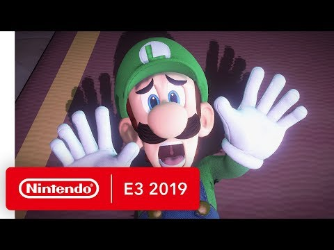 Luigi's Mansion 3 – Nintendo Switch Trailer – Nintendo E3 2019