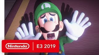 Luigi's Mansion 3 - Nintendo Switch Trailer - Nintendo E3 2019