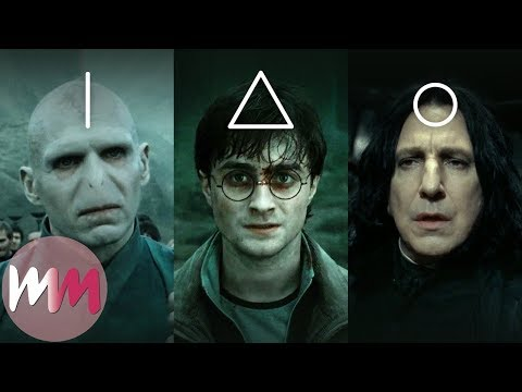 《哈利波特》中十大被你忽略的疯狂细节 Top10 Craziest Harry Potter Details You Missed