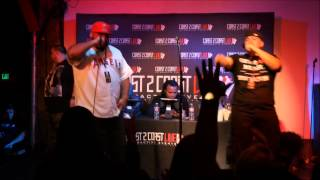 GIZMO&KILLAH - COAST2COAST LIVE PERFORMANCE - L.A. EDITION