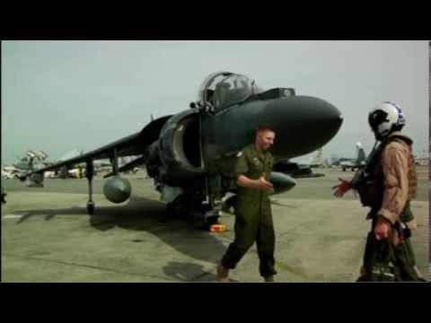 One Marine Explains the Job of a Plane Captain