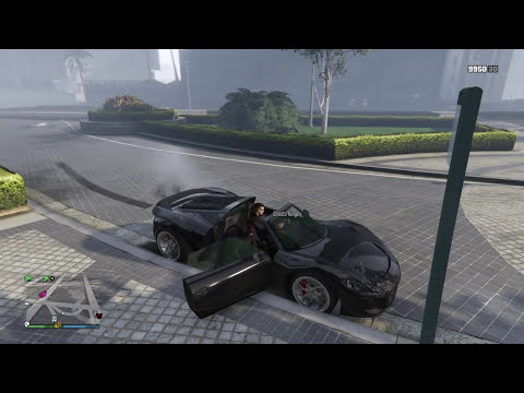 Grand Theft Auto V THE robbery ROLEPLAY