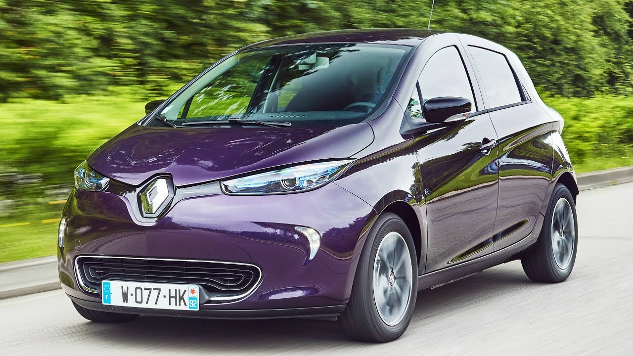 2019 renault zoe driving pleasure and versatility youtube. Black Bedroom Furniture Sets. Home Design Ideas