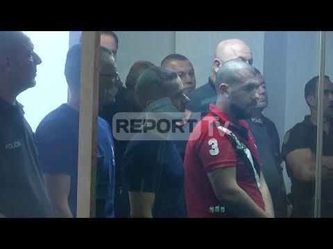"""Report TV - Dënohen vrasësit me pagesë,burg përjetë për """"kokën"""" e bandës"""