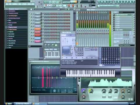 Techno Pop Instrumental 2011