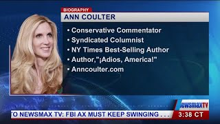 Ann Coulter Talks about Omarosa