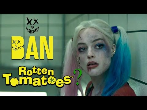Online Petition to Ban Rotten Tomatoes After Suicide Squad?
