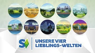 Unsere 4 Lieblingswelten in Die Sims 4 | sims-blog.de