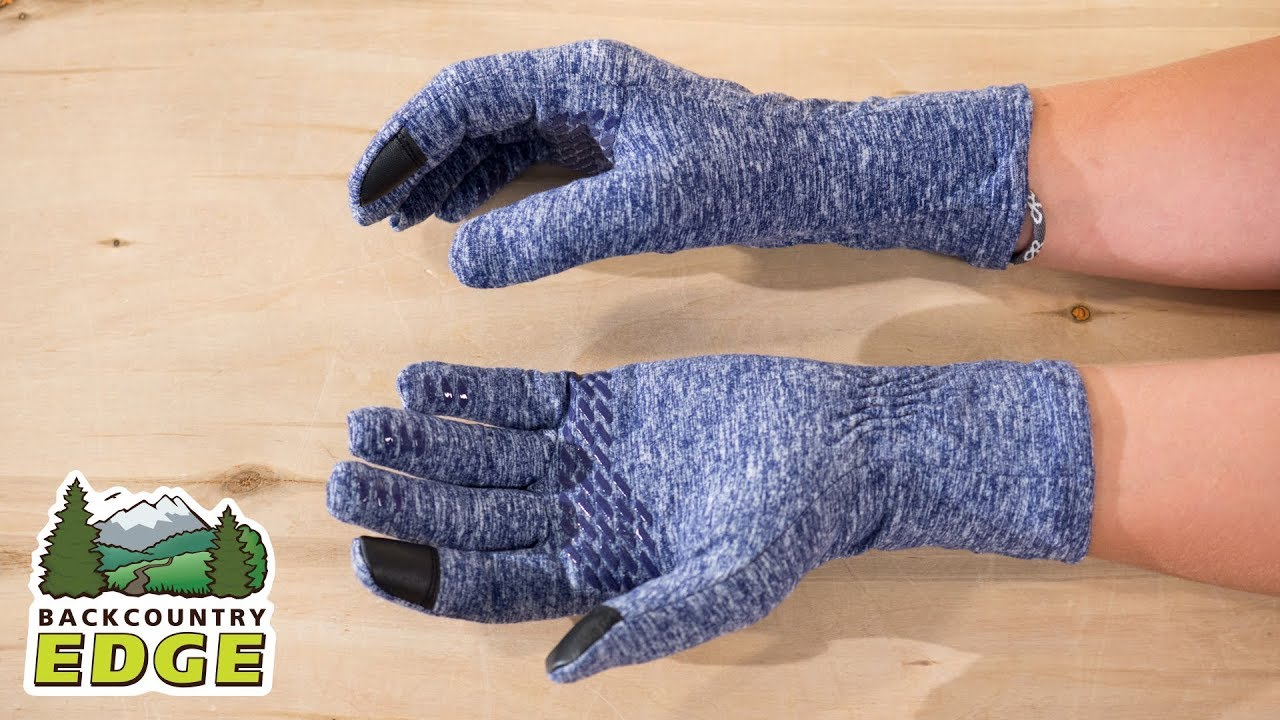 Outdoor Research Mens Flurry Sensor Gloves