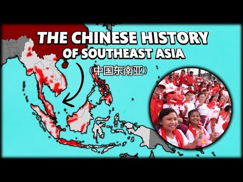 The Sinicization of Southeast Asia