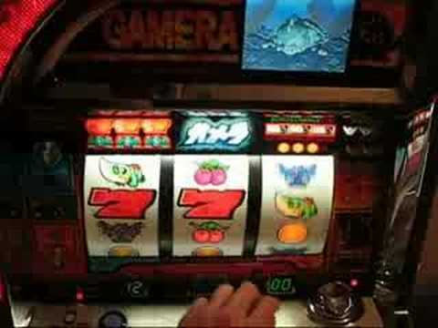 Gamera slot machine cnbc illegal gambling
